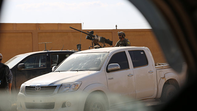 Дамаск подостоинству оценил успехи ВКСРФ вборьбе против ИГИЛ