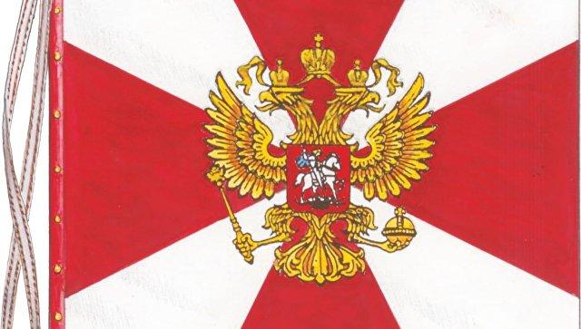 Символику Росгвардии украсит двуглавый орел с мечами и щитом