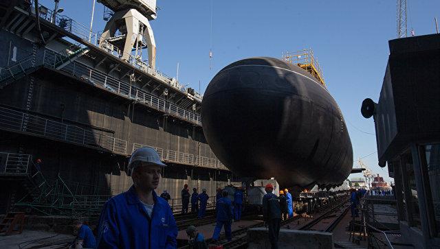 Сроки поставки ВМФ РФ новых фрегатов находятся под угрозой срыва