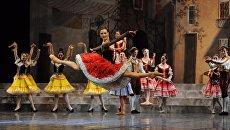 Звезды балета из Большого театра и Мариинки выступят в честь Дня России в Женеве