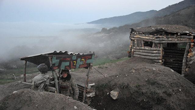М.Брайза: Нагорный Карабах стал примером сотрудничества США и России