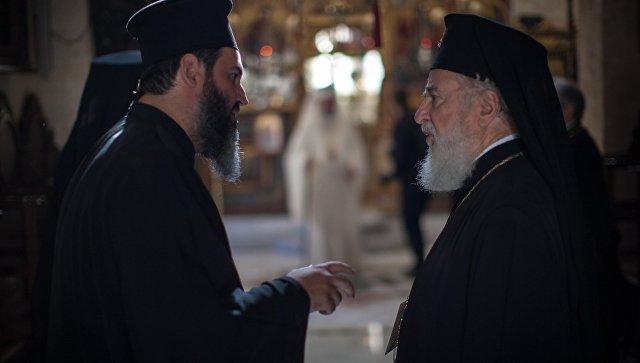 Собор православных церквей на Крите.