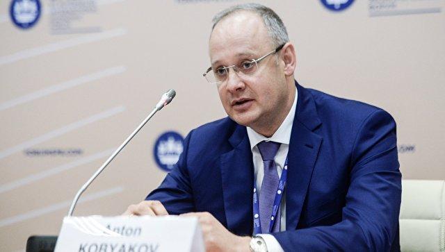 Советник президента РФ Антон Кобяков. Архивное фото