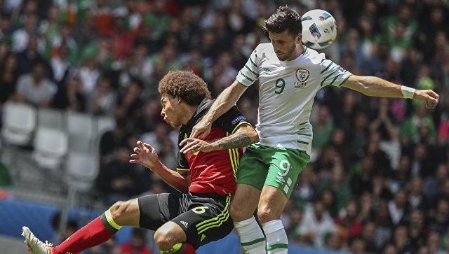 счет матча ирландия бельгия сериях