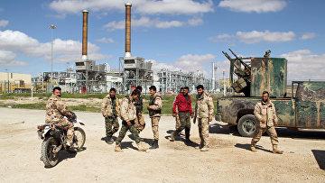 Nella parte occidentale della provincia di Raqqa.  foto d'archivio