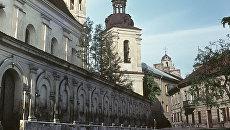 Вильнюс. Литва. Архивное фото