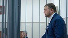 Заседание суда по делу губернатора Кировской области Никиты Белых. Архивное фото