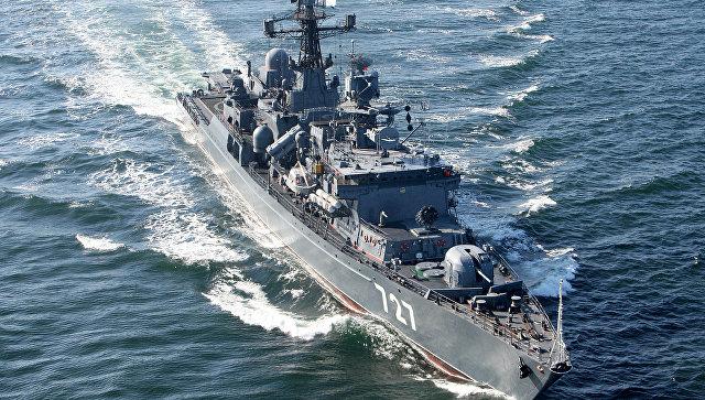 """Пентагон обвинил экипаж """"Ярослава Мудрого"""" в подаче ложных сигналов"""