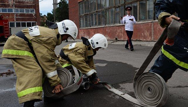В Российской Федерации впроцессе проверок ТРЦ провели 28 тыс. занятий поэвакуации