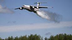 Самолет МЧС Ил-76ТА. Архивное фото
