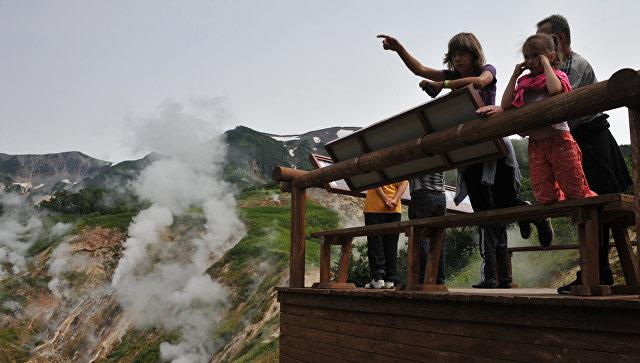 11 миллионов туристов приняли российские парки и заповедники