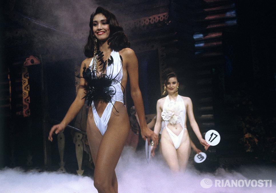 И. Шамсутдинова на конкурсе Жемчужина России