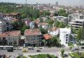 Вид на Анкару. Турция