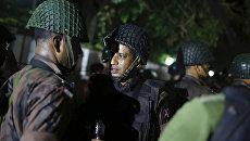 Полиция. Бангладеш. Архивное фото