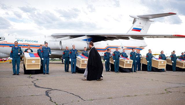 Экипаж ил 76 в иркутской области не хотел лететь и вылетел под давлением руководства мчс