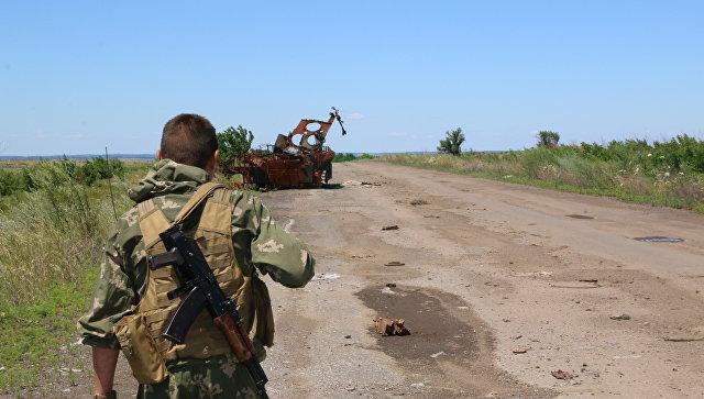 ДНР призывает Киев озвучить официальную позицию по Донбассу