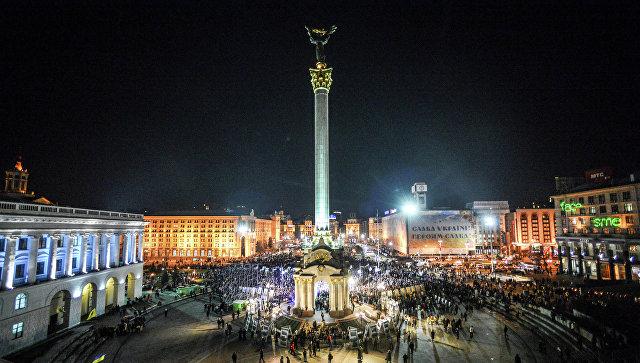 Киев. Украина. Архивное фото