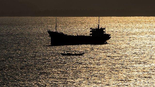 Корабль в Южно-Китайское море. Архивное фото