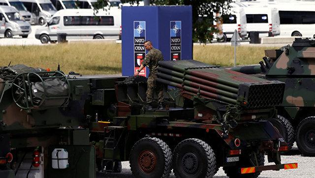 Подготовка к саммиту НАТО в Варшаве. Июль 2016 года