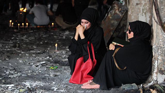 Жертвами теракта вИраке стали поменьшей мере 20 человек