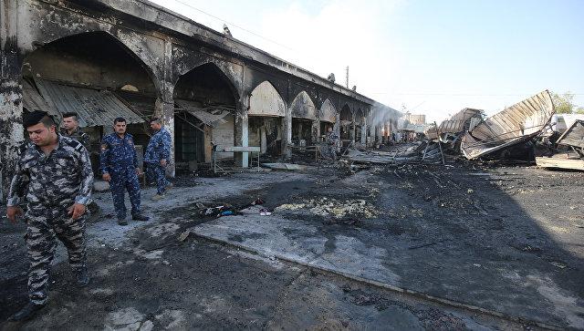 ООН: впроцессе боев летом вИраке погибли около 700 человек