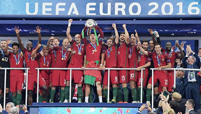 Кто выиграл футбол чемпионат европы 2016
