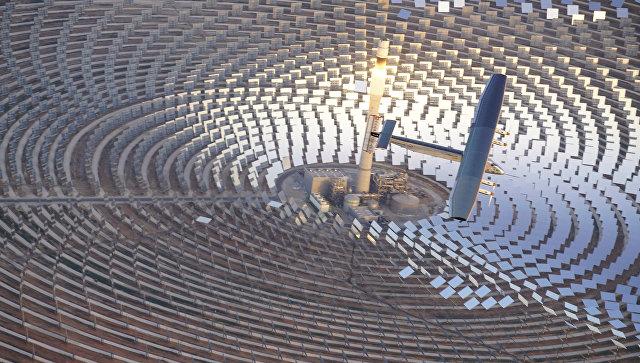 Самолет на солнечных батареях Solar Impulse 2 вылетел из Испании в Египет