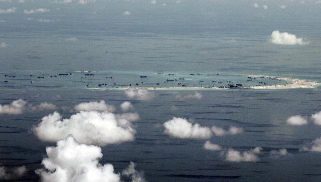 КНР перечислил притязания наострова вЮжно-Китайском море