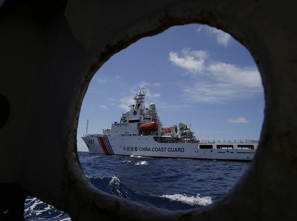 США призывают стороны споров поЮжно-Китайскому морю избегать провокаций
