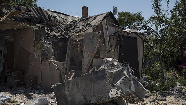 Красный Крест рассказал, сколько мирных жителей погибло в Донбассе