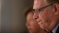 Глава независимого расследования комиссии WADA Ричард Макларен. Архивное фото
