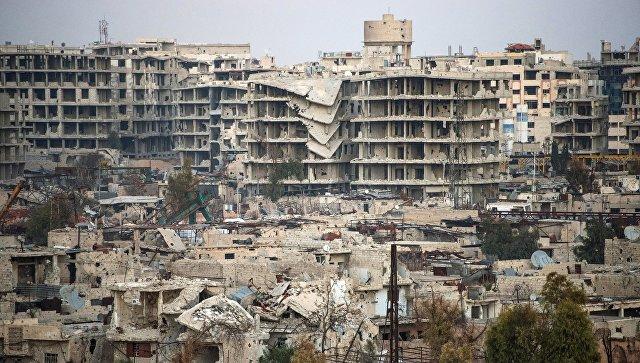 Минобороны России ответило на статью WSJ об ударе по базе коалиции в Сирии