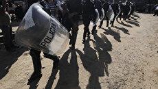 Сотрудники полиции в Гватемале. Архивное фото