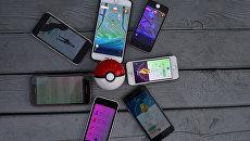 Игровое приложение Pokemon Go