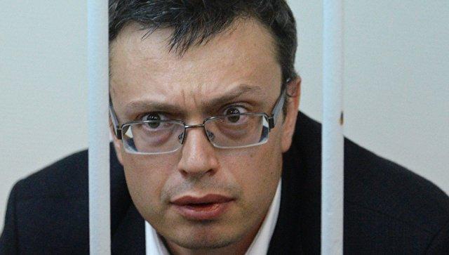 Первый заместитель руководителя ГСУ СК РФ по Москве Денис Никандров в Лефортовском суде Москвы