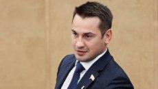 Член комитета ГД по безопасности и противодействию коррупции Дмитрий Носов