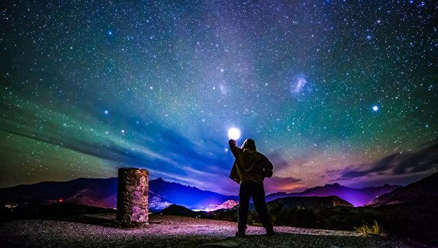 Снимок Coronet Peak Light Pollution plus Air Glow фотографа Stephen Humpleby на конкурсе фотографий ночного неба 2016 CWAS AstroFest The David Malin Awards