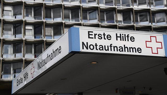 Неизвестный открыл стрельбу вгоспитале вБерлине, убит доктор  клиники