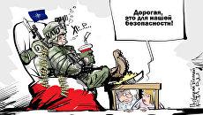 Солдат поляка не обидит