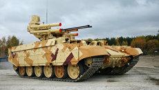 Боевая машина огневой поддержки танков Терминатор