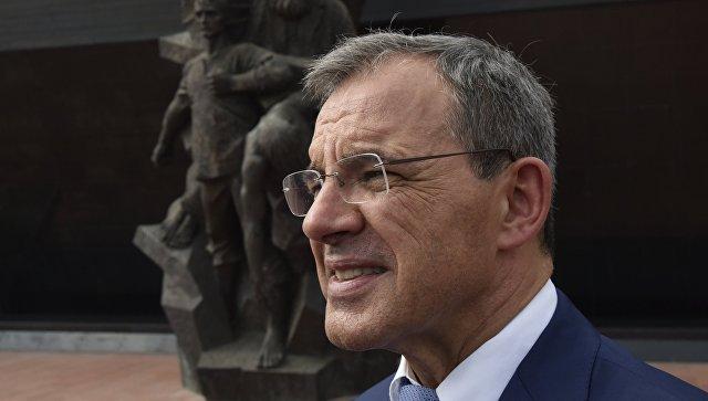В Крым прибыли французские парламентарии