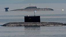 Празднование Дня ВМФ во Владивостоке