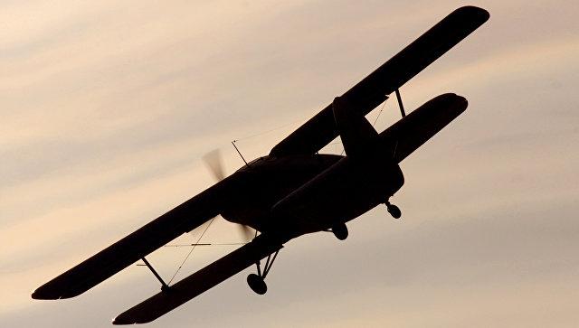 Летчика севшего под Архангельском Ан-2 госпитализировали