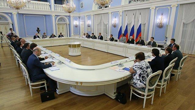 Медведев объявил оросте рынка ипотеки в Российской Федерации на40 процентов