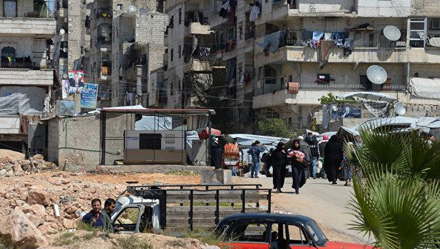 Сирийская оппозиция прорвала окружение Алеппо