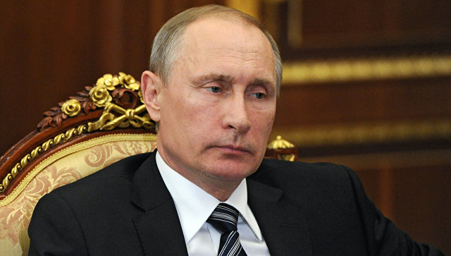 Putin acusa Ucrânia de tentar provocar um novo conflito na Crimeia