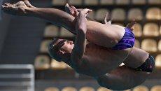 Спортсмены сборной России по прыжкам с трамплина Илья Захаров и Евгений Кузнецов. Архивное фото