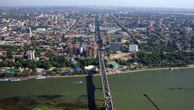Ростовская область. Архивное фото