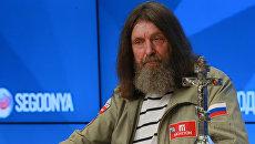 Российский путешественник Федор Конюхов. Архивное фото