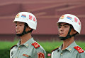 Сотрудники правоохранительных органов КНР